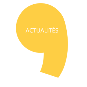 Bouton Animé Actualités