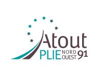 Logo Atout PLIE Nors Ouest 91