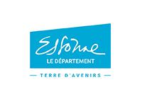 Logo Département Essonne Terre d'avenirs