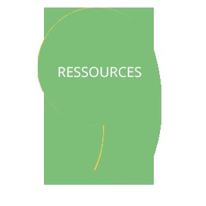 Bouton animé ressources